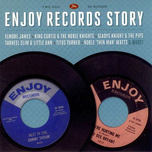 The Enjoy Records Story by Various Artists