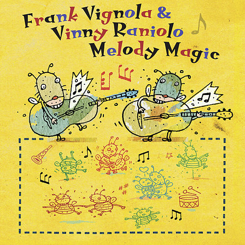 Melody Magic by Frank Vignola