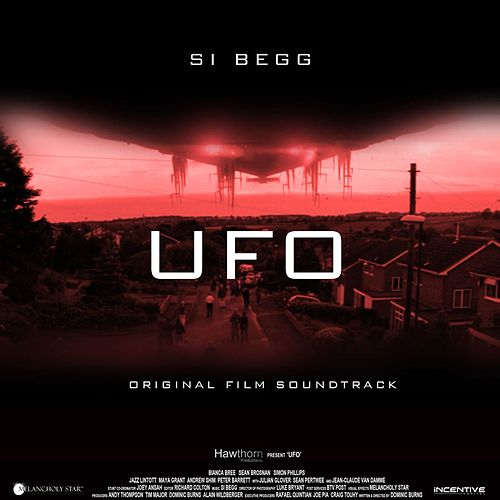 UFO Original Soundtrack by Si Begg
