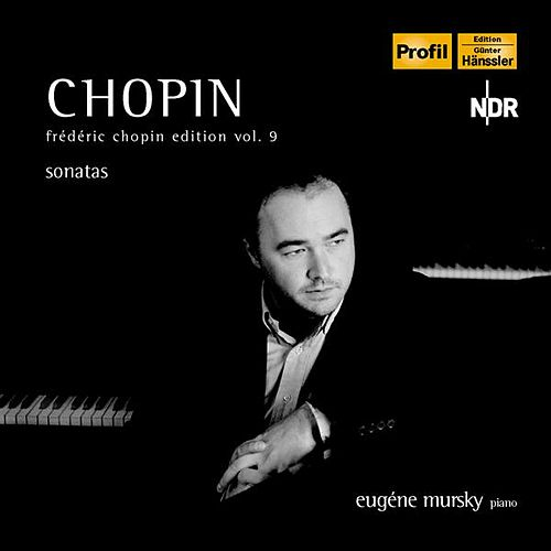 Chopin Edition, Vol. 9 by Eugene Mursky