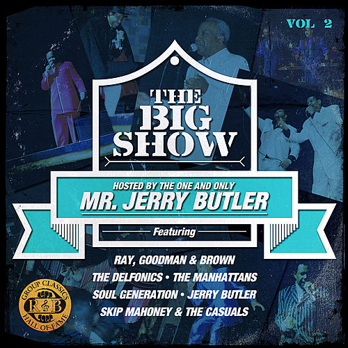 The Big Show (70's Soul Music Live) - Volume 2 (Digitally Remastered) by Various Artists