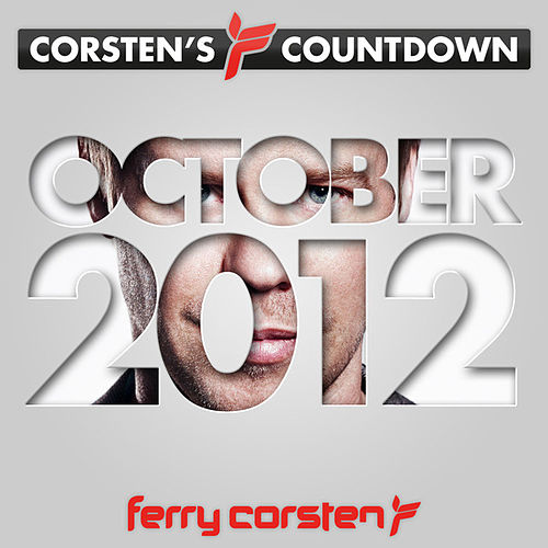 Ferry Corsten presents Corsten's Countdown October 2012 by Various Artists