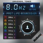 8hz - Past Life Regression - Solfeggio Series - Iso Tones by Universal Tones