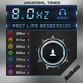 8hz - Past Life Regression - Solfeggio Series - Binaural Beats by Universal Tones