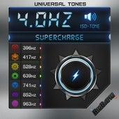 4hz - Supercharge - Solfeggio Series - Iso Tones by Universal Tones