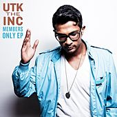 Member's Only EP by Utk the Inc
