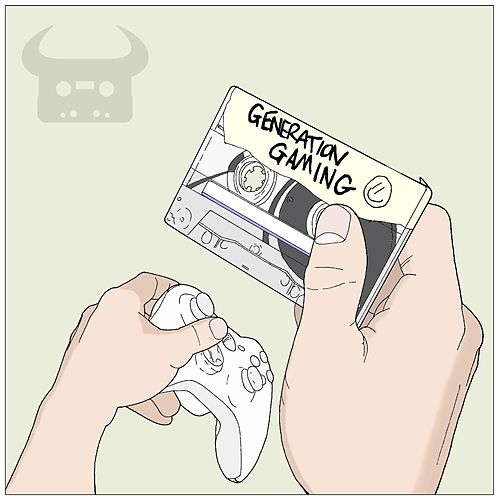 Generation Gaming by Dan Bull
