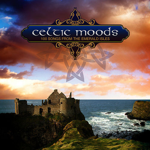 Celtic Moods - 100 Songs from the Emerald Isles by North Quest Players