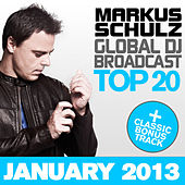Global DJ Broadcast Top 20 - January 2013 (Including Classic Bonus Track) by Various Artists