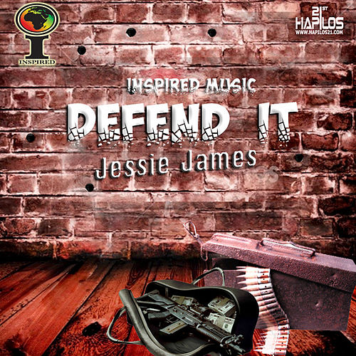 Defend It - Single by Jessi James