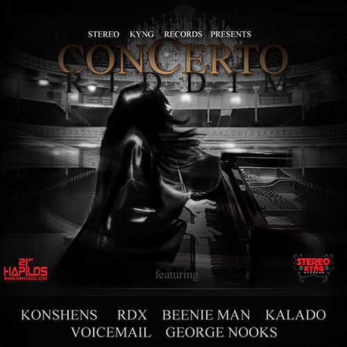 Concerto Riddim by Various Artists