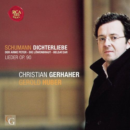 Schumann: Dichterliebe by Christian Gerhaher