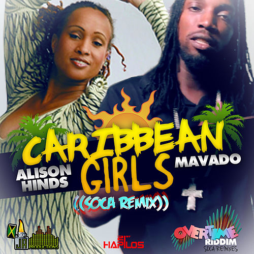Caribbean Girls - Single by Mavado