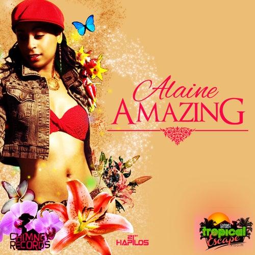 Amazing - Single by Alaine