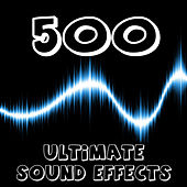 500 Ultimate Sound Effects by Dr. Sound Effects SPAM