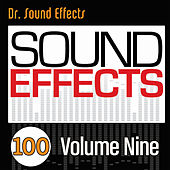 100 Sound Effects - Volume Nine by Dr. Sound Effects SPAM