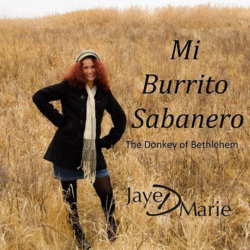 Mi Burrito Sabanero: The Donkey of Bethlehem by Jaye D Marie