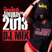 Nervous January 2013 [DJ Mix] by Various Artists