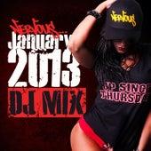 Nervous January 2013 [DJ Mix] by Various Artists