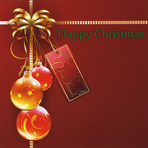 Happy Christmas by Jose James