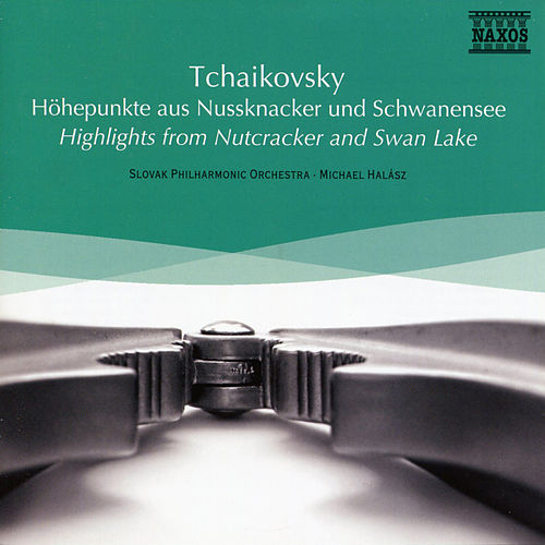 Tchaikovsky: Highlights From Nutcracker and Swan Lake by Slovak Philharmonic Orchestra