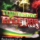 Tonnerre du reggae, vol. 3 (Rastaman lé la) by Christafari