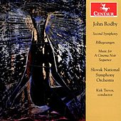 Rodby: Second Symphony - Rilkegesangen - Music for A Cinema Noir Sequence by Various Artists