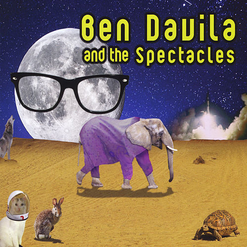 Ben Davila and the Spectacles by Ben Davila