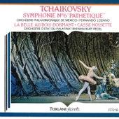 Tchaïkovsky: Symphonie No. 6 en si mineur, Pathétique, Op.74; La belle au bois dormant, Op. 66; Casse-Noisette, Op.71 by The Music Of Life Orchestra