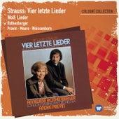 R.Strauss: Vier letzte Lieder & Orchesterlieder by Various Artists