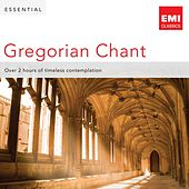 Essential Gregorian Chant by Various Artists