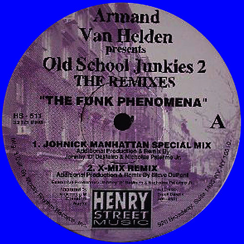 The Funk Phenomena Remixes Pt. 2 REMASTERED by Armand Van Helden