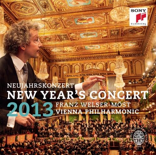 New Year's Concert 2013 / Neujahrskonzert 2013 by Franz Welser-Möst