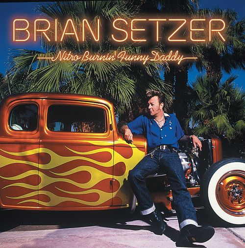 Rat Pack Boogie by Brian Setzer