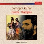Georges Bizet: Highlights From Carmen by Compagnia E Coro Del Teatro Lirico D'Europa