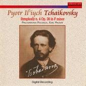 P. I. Tchaikovsky: Symphony N. 4 by Philharmonica Polinica