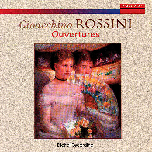 Gioacchino Rossini: Ouvertures by Rossini Quartet