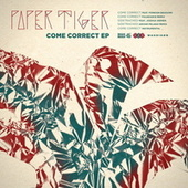 Come Correct EP by Paper Tiger