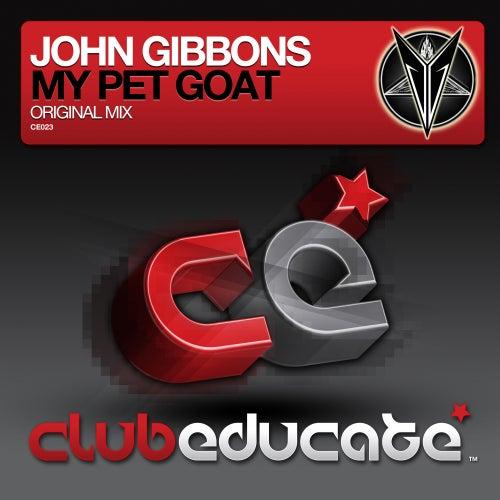 My Pet Goat by John Gibbons