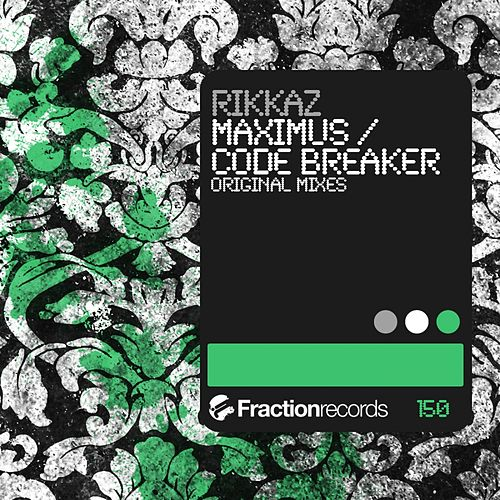 Maximus / Code Breaker - Single by Rikka Z