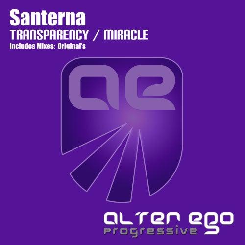 Transparency - Single by Santerna