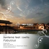 Fabulous (feat. Loetto) by Santerna