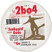 Queen Of Crows / Junkyard Gods / Go Remixes by Two Banks Of Four