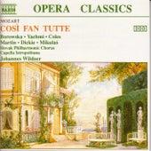 Mozart: Cosi Fan Tutte by Joanna Borowska