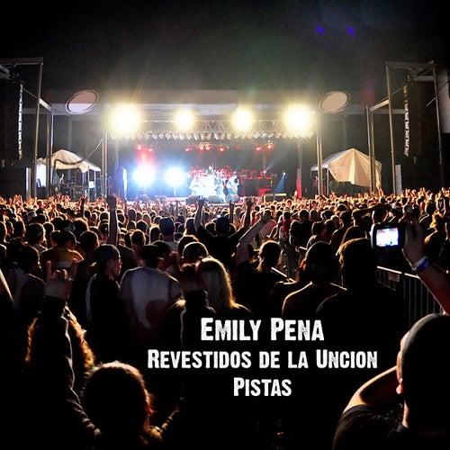 Revestidos de la Uncion Pistas by Emily Pena