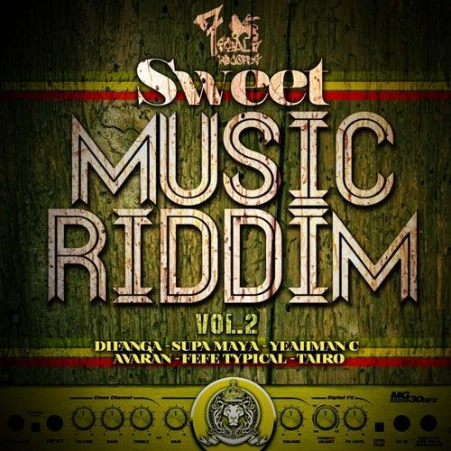 Sweet Music Riddim, Vol. 2 by Christafari