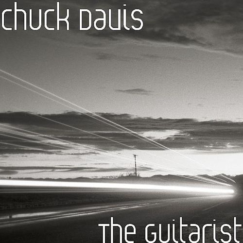 The Guitarist by Chuck Davis