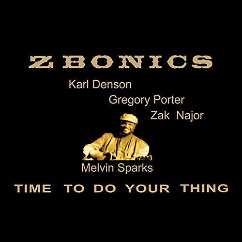 Time to Do Your Thing by Zbonics