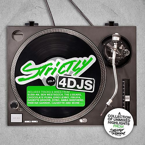 Strictly 4DJS Vol. 6 by Various Artists