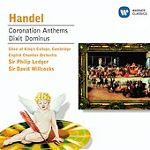Coronation Anthems/Dixit Dominus by George Frideric Handel
